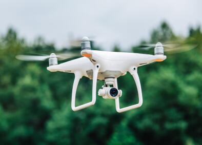 关于在印度境内未经批准请勿使用无人机的提示