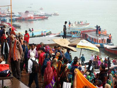 印度贴纸签证和电子签证有什么区别?